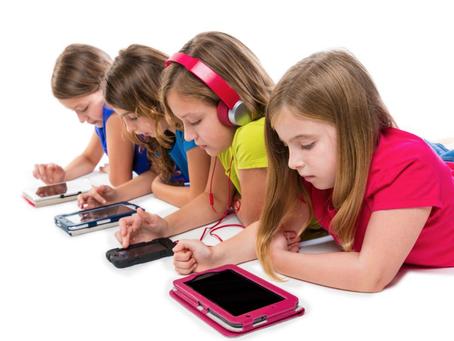 Dicas para o uso de mídias para crianças e adolescentes
