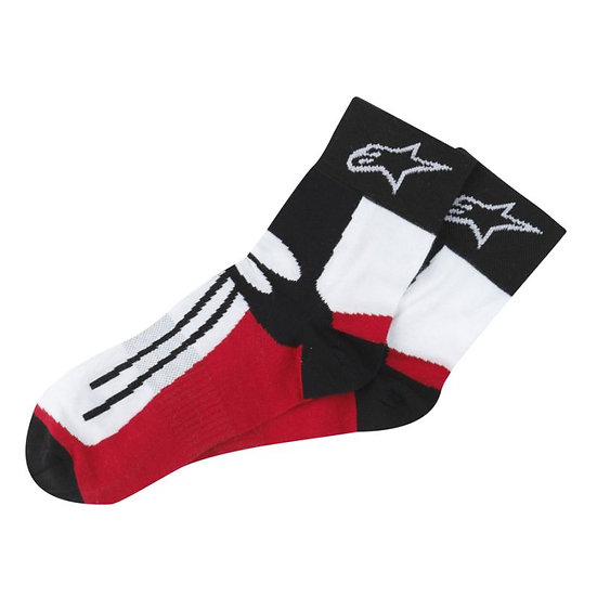 Racing Road Socks Short