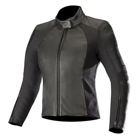 Vika Women's Leather Jacket