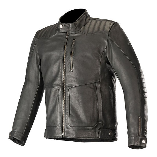 Crazy Eight Leather Jacket