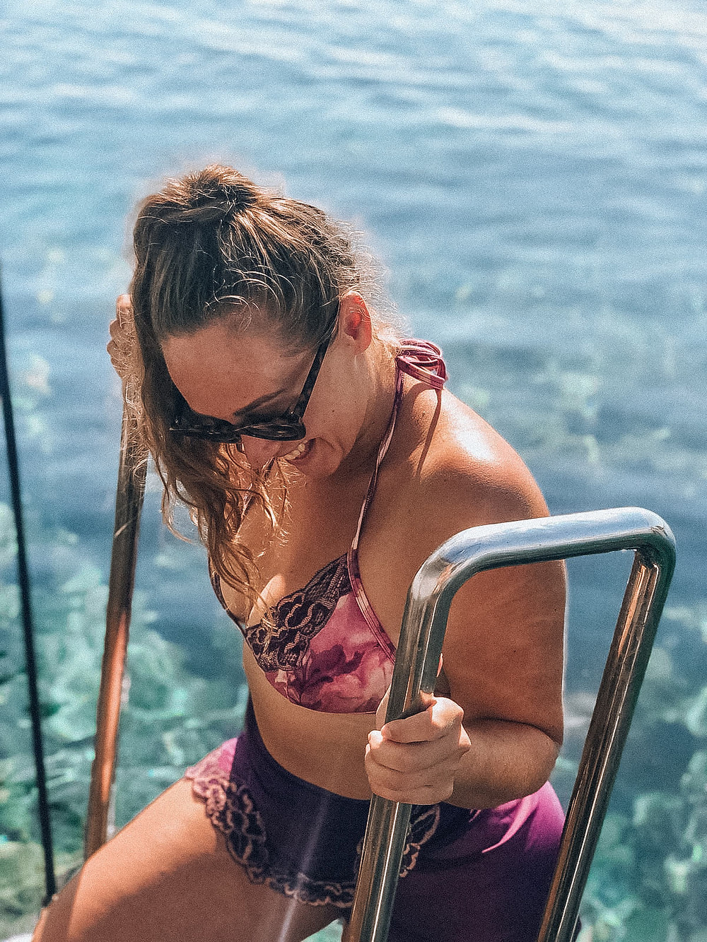 Want to Join Kayla on her Self Love Sail Retreat