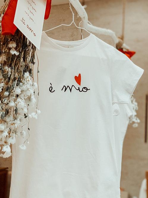 Camiseta e mio