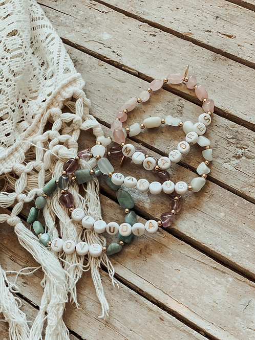 Little Amulet Bracelet