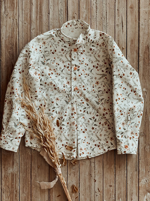 Forest Flower Blouse