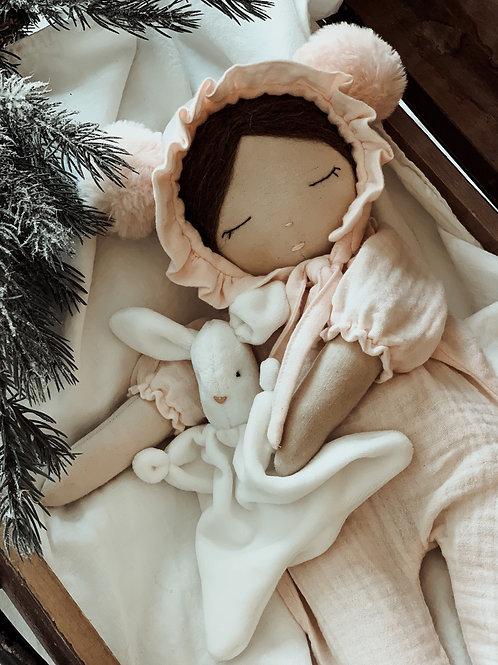 Christmas Baby Doll