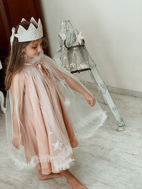 Magic Princess Tulle Cape