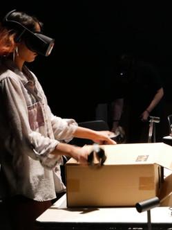 VR Haptic Demo