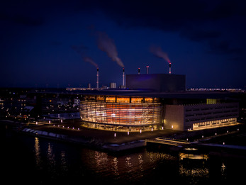 The Royal Danish Opera, Copenhagen