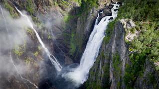 Vørringsfossen, Norway