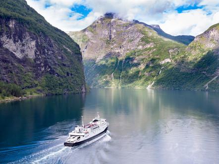 Gerirangerfjord, Norway