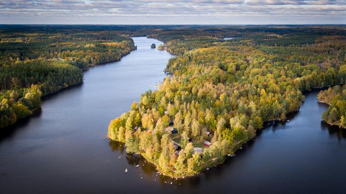 Langasjonas, Sweden