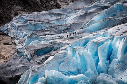 Nigards Glacier, Norway