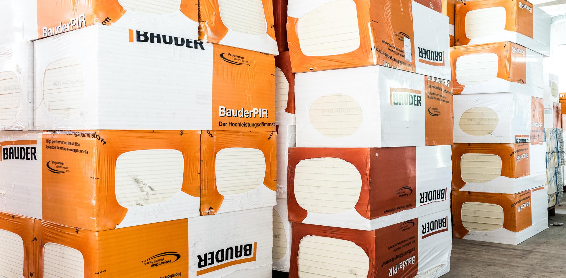 Isolanti termici - Bauder