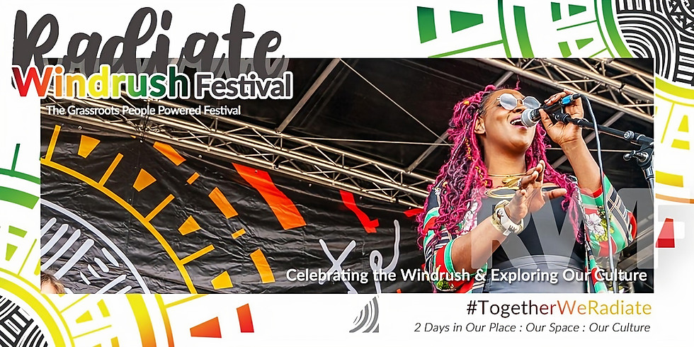 Radiate Festival Welcomes Curly Treats