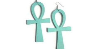 KEY OF LIFE EARRINGS