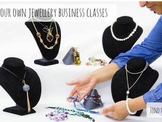 Model for London Jewellery School