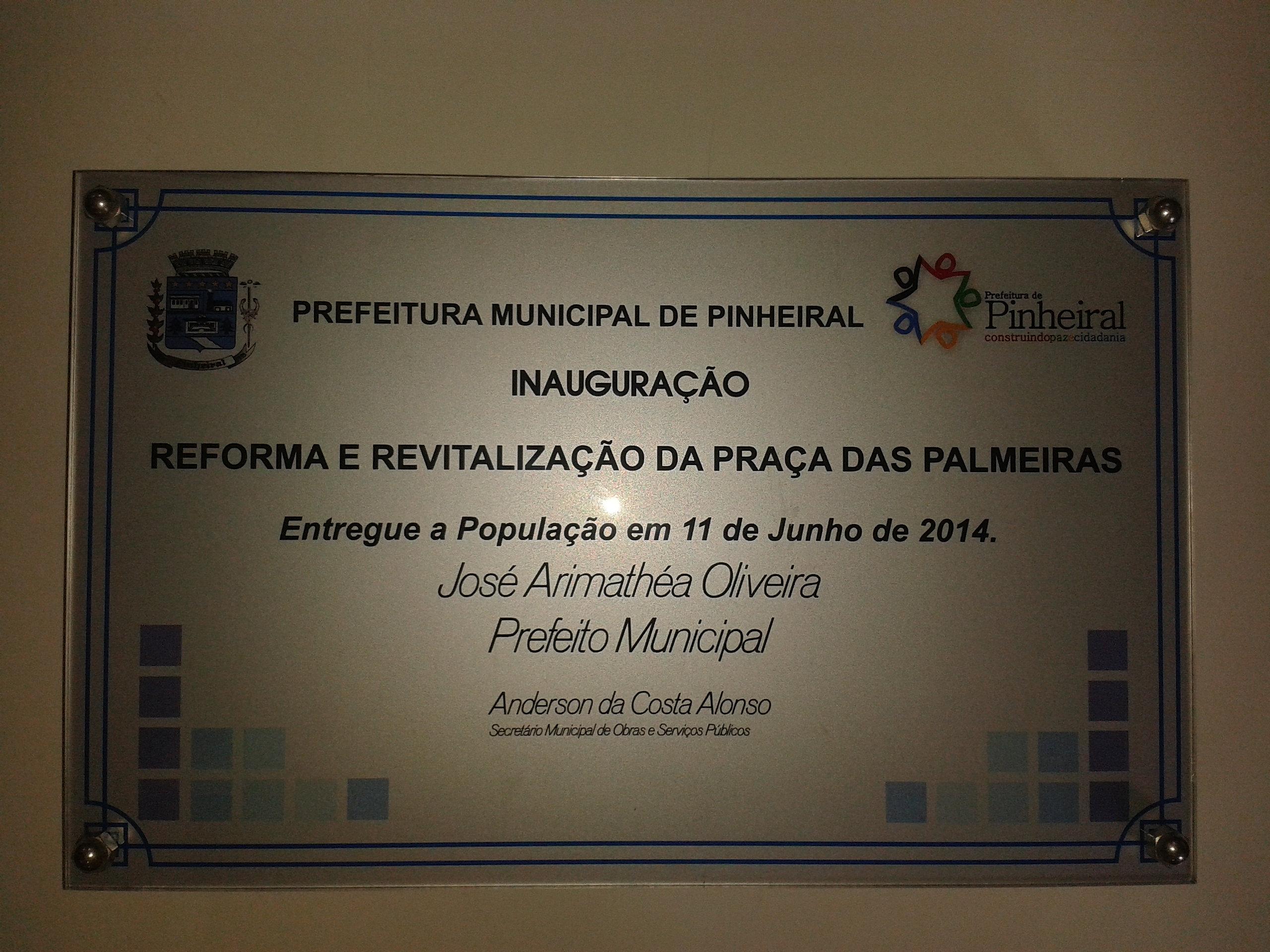 Letreiro Brasil Luminosos Ceuth Placa De Inaugura 231 227 O