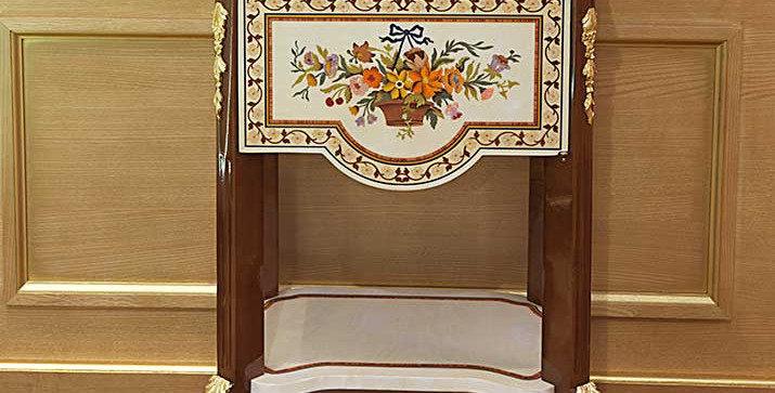 R105 - Mobiletto Colorato ingresso - Small colored Furniture