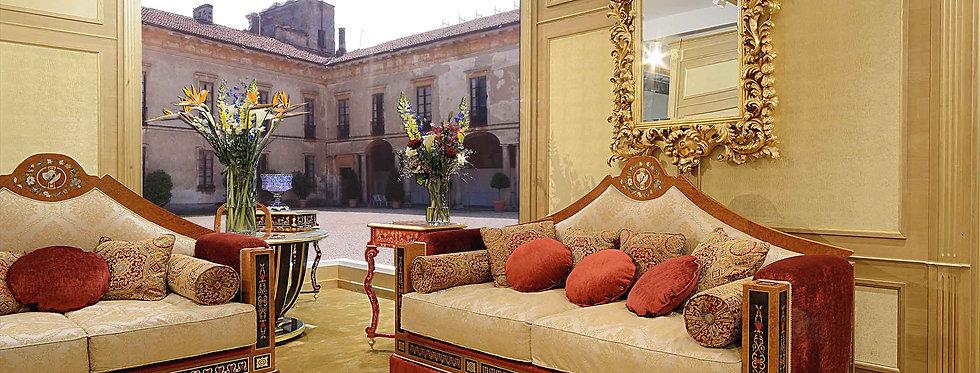 R174 - Divano completo - Complete sofa