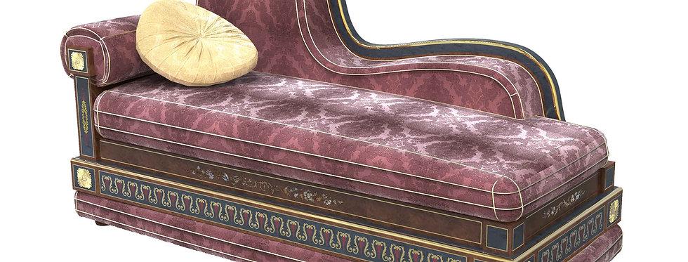 R137 - Dormeuse - Chaise Longue