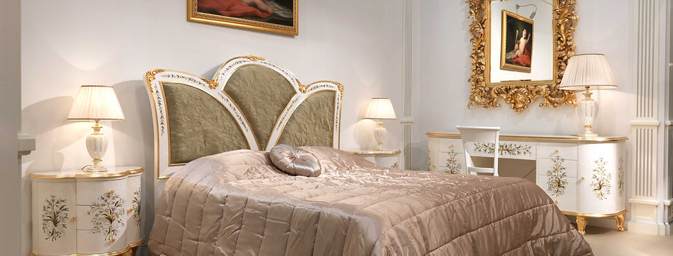 R191 - Letto matrimoniale - Double bed
