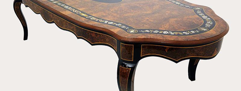 R130 - Tavolo Ovale - Oval Table