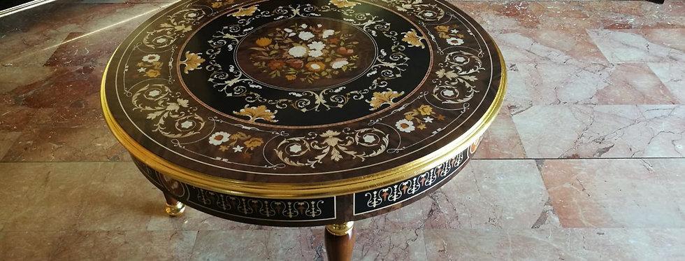 R132 - Tavolino rotondo - Coffe Table