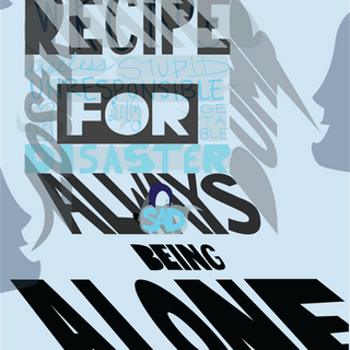RecipeForDisaster-AlwaysAlone