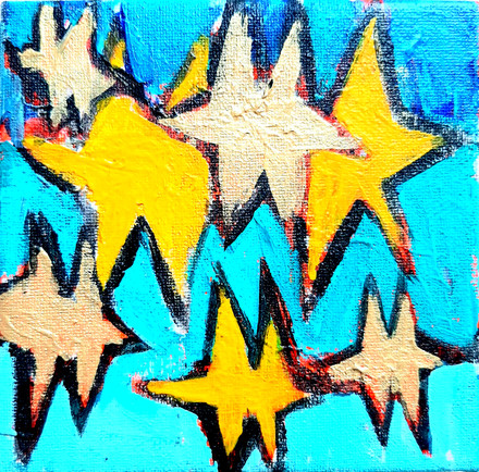 Six-pointed Stars
