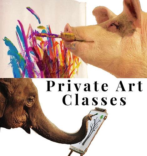 Corso di Disegno, Pittura e Stile