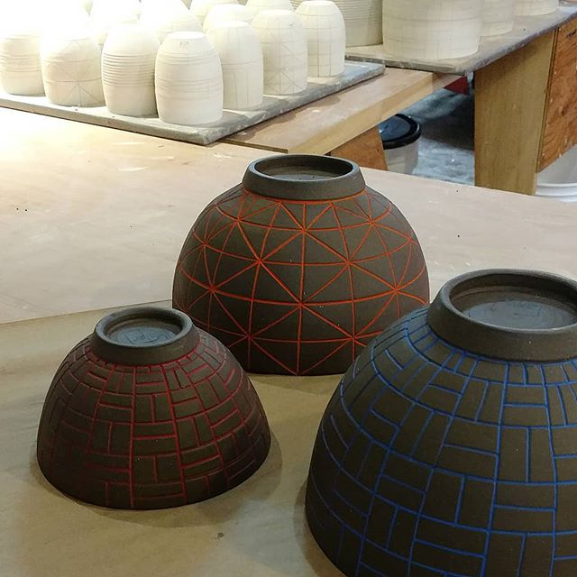 Pattern Ware - inspired by baskets_._._.