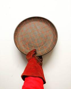 Hot platter