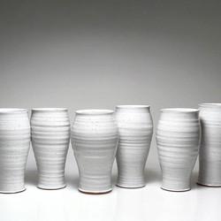 Large stoneware flower vases available at _shopmadeindc!