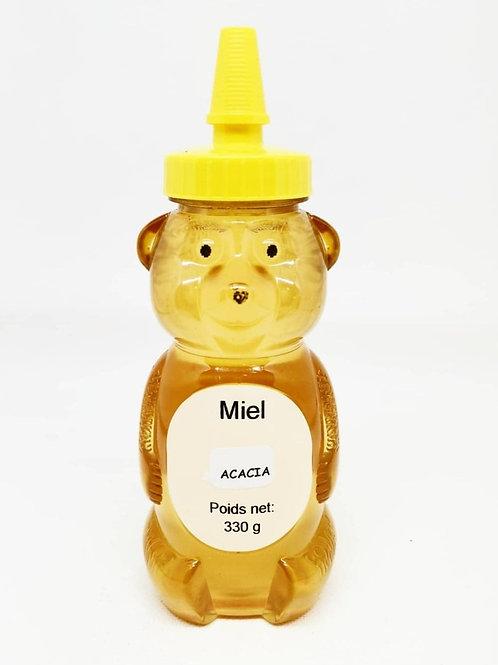 Nounours miel d'acacia