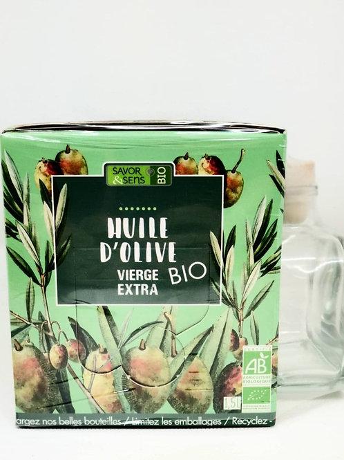 Cubi Huile d'Olive Vierge Extra 1.5L