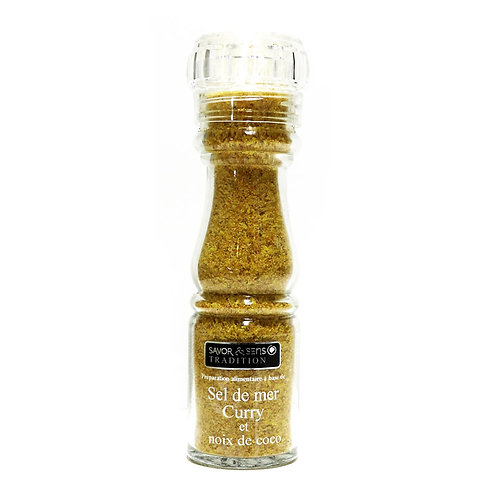 Sel Curry & Noix de coco