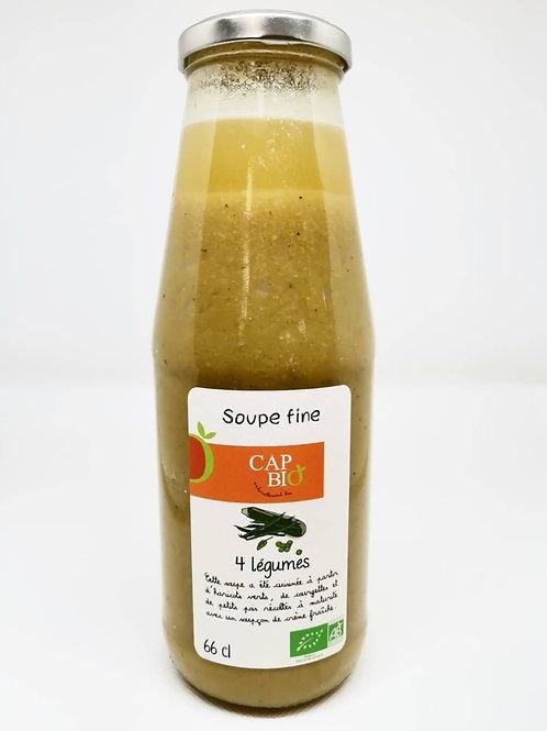 Soupe 4 Légumes