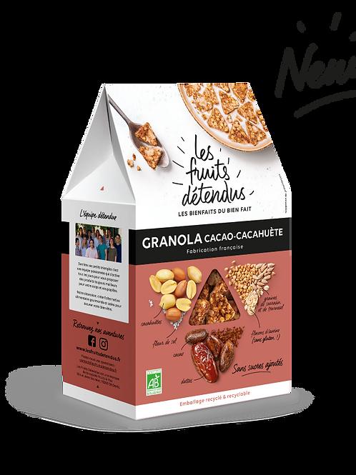 Granola Cacao/Cacahuète
