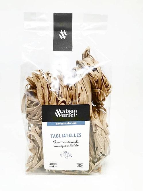 Tagliatelles Cèpes et Bolets
