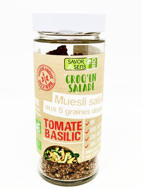 Muesli Tomate & Basilic