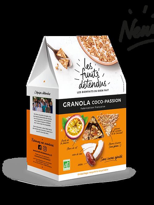 Granola Coco/Passion