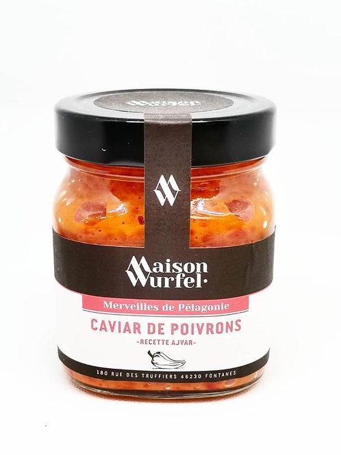 Caviar de Poivrons