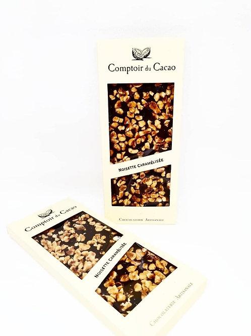 Tablette Noisette Caramélisée