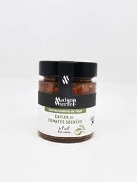 Caviar de Tomates séchées à l'ail des ours