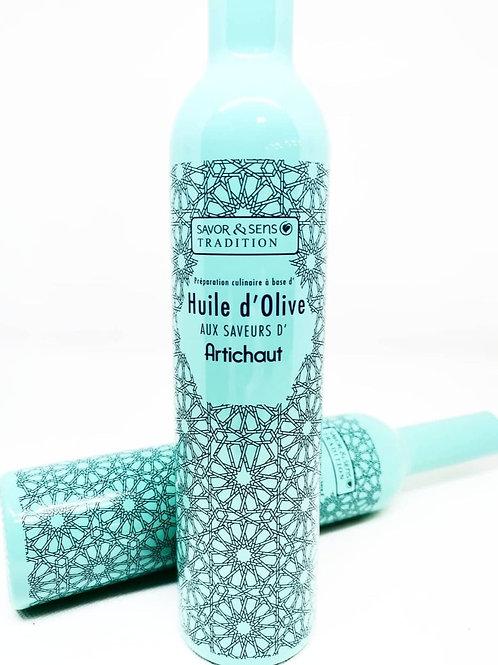 Huile d'Olive saveur Artichaut