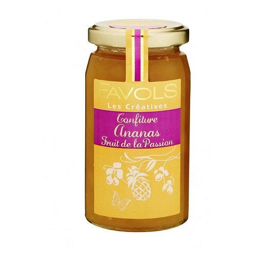 Confiture Créative Ananas/Fruit de la Passion