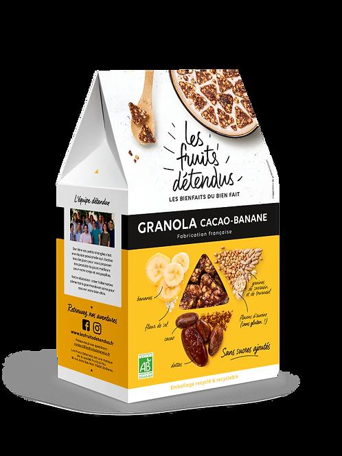 Granola Cacao/Banane