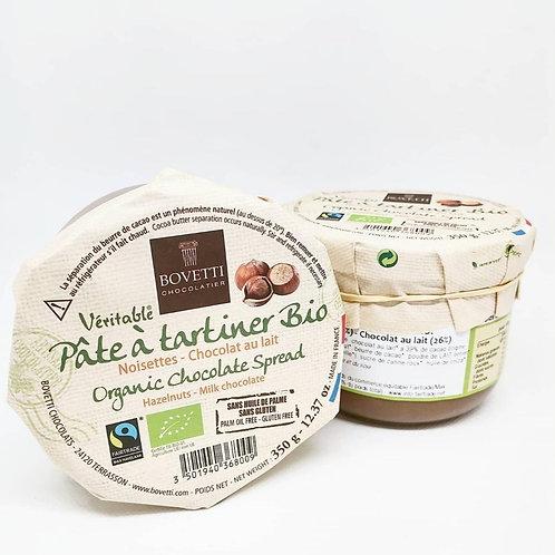 Pâte à tartiner Chocolat Lait/Noisette