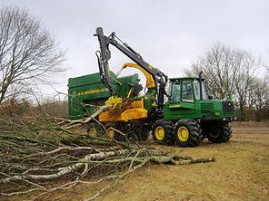 Matfor France devient revendeur de broyeurs à bois Dutch Dragon
