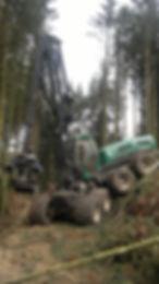 Matfor France, distributeur de machines forestières Silvatec